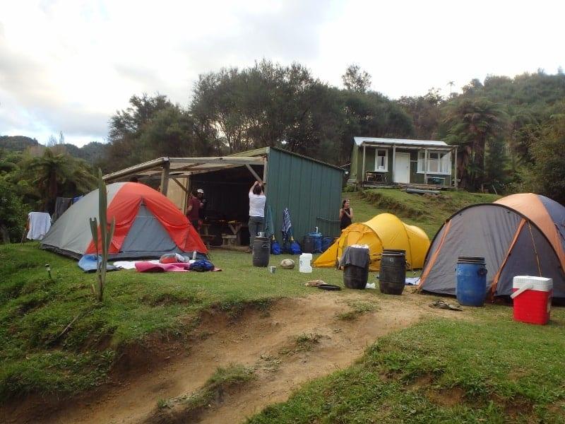 BTN Campsite