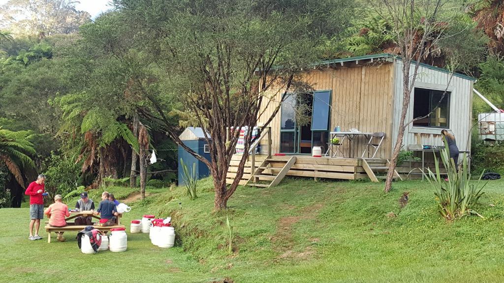 Bridge to Nowhere Camp Grounds