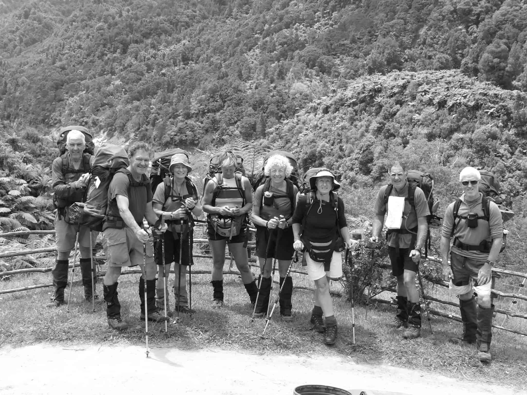 Tramping - Whanganui National Park