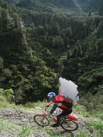 Mountain Biking - Whanganui River