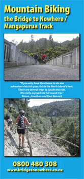 Mountain Biking Brochure