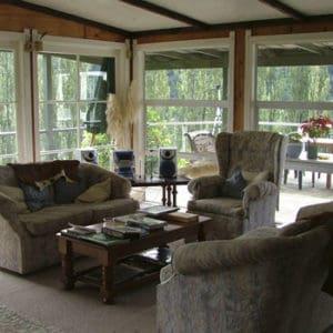 Bridge to Nowhere Lodge Lounge