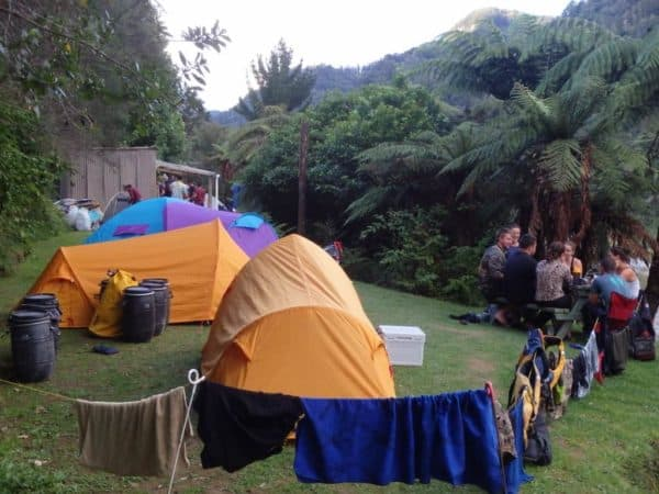 BTN Backpacker Special Tent